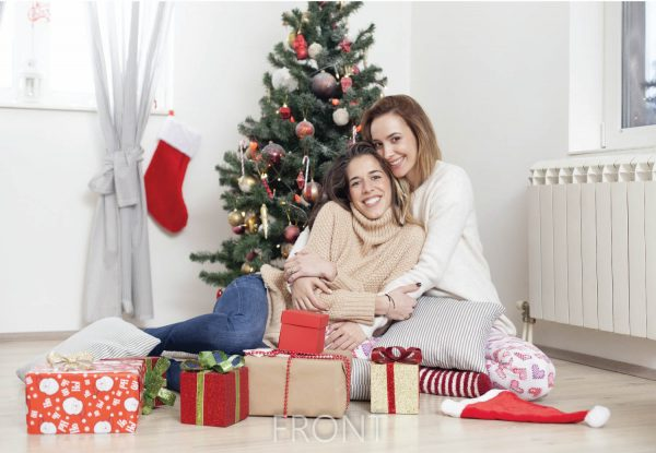 Happy Holidays to girlfriend